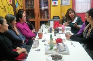 """Jardín infantil """"Campanita"""" celebró Semana de la Lactancia con actividades para toda la familia"""