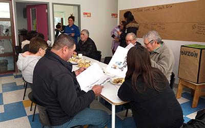 """La actividad se enmarcó en lo que será el futuro proceso de consulta ciudadana de la JUNJI Los Ríos: """"Ponle Nombre a Tu Jardín"""", que se realizará el 30 de agosto."""