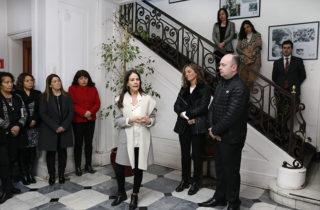 Adriana Gaete Somarriva asume la Vicepresidencia Ejecutiva de la JUNJI