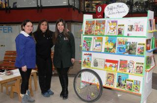 Biblioteca Móvil recorrerá Punta Arenas acercando los libros a la comunidad