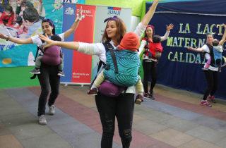 """Jardín Infantil """"Rayito de Sol"""" fue certificado como """"Amigo de la lactancia materna"""""""