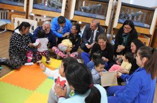Celebran el Día del Niño y la Niña con un llamado a respetar sus derechos