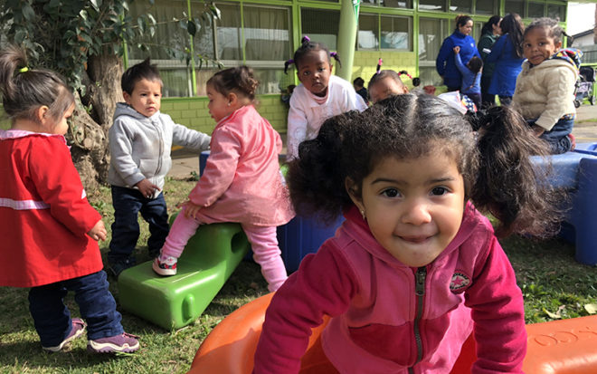 En el inicio de las actividades, que se extienden durante agosto, la directora regional Metropolitana (s), Cristina González recalcó el deber de los adultos de promover, concientizar y respetar los derechos que tienen niñas y niños.
