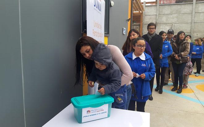El recinto, ubicado en el sector de Vista al Mar cuenta con dos niveles de atención y una capacidad para un total de 48 niños y niñas.