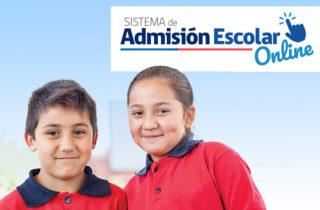 Sistema de Admisión Escolar - SAE