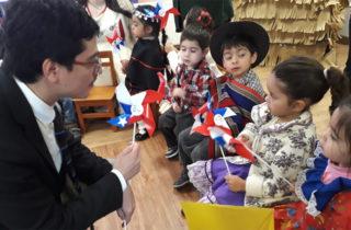 Seremi de Educación y JUNJI Biobío entregan recomendaciones para cuidar a los niños en Fiestas Patrias