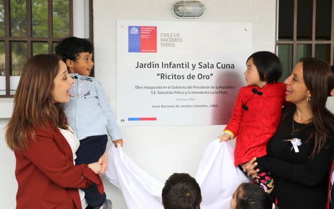 La unidad educativa va a beneficiar a las familias de los barrios Vista Hermosa, Victor Domingo Silva, Villa El Indio y el sector La Pampa en la comuna.