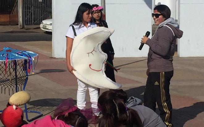 Actividad se realizó en el marco de la celebración del Mes de la Infancia que concluyó a finales de agosto.
