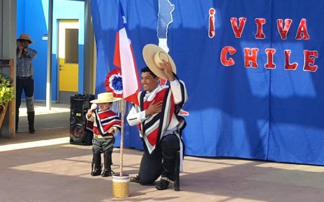 Los jardines infantiles han desarrollado diversas actividades que incluyen galas folclóricas, juegos típicos, volantinadas, degustaciones, representación de mitos y leyendas chilenas, entre otras.
