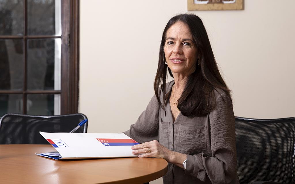 Adriana Gaete Somarriva, Vicepresidenta Ejecutiva de la JUNJI