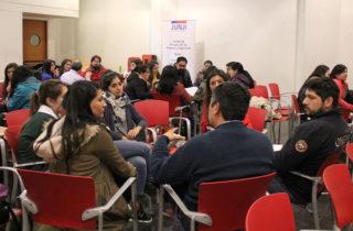 Dialogan acerca de la gestión del riesgo en la primera infancia