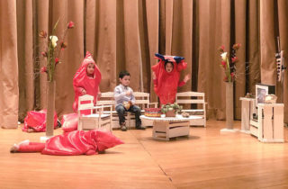 Jardines infantiles Trawun Antu y Mi Mundo de Dulzura triunfan en Concurso de Teatro Infantil