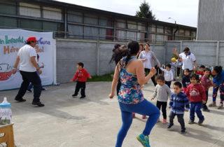 """Con zumbaton Jardín """"Héroes del Sol"""" inicia actividades de apoyo a la Teletón"""