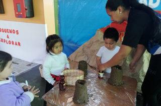 """Párvulos conocieron cultura y tradiciones de """"países amigos"""""""