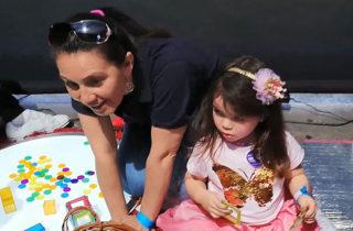 JUNJI compartió experiencia sensorial en Feria de la Ciencia