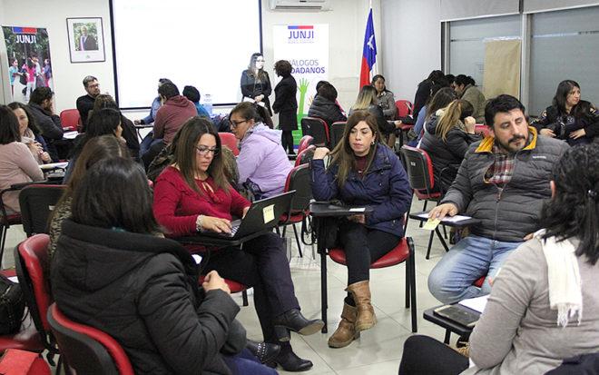 Los resultados de este diálogo ciudadano se verán plasmados en el documento de planificación institucional que guiará la gestión del año 2019.