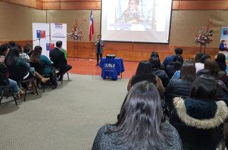 """Realizan seminario para la familia """"Desarrollo Emocional en la Primera Infancia"""""""