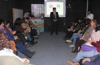 """AChS dictó charla de autocuidado en el """"Día del Auxiliar de Servicios Menores"""""""