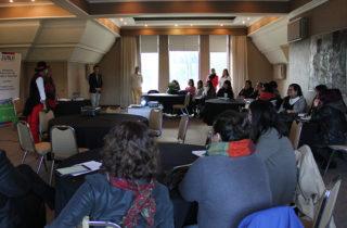 Junji y AChS organizan encuentro regional de comités paritarios y seguridad infantil