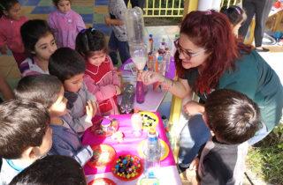 """Novedosos proyectos formaron parte de la VI Feria de la Ciencia del Jardín """"Campanita"""""""