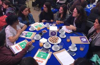 """Con amplia participación se iniciaron los diálogos ciudadanos """"Espacio Junji"""""""