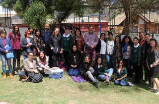 """El establecimiento ubicado en Coquimbo empezará a desarrollar un trabajo conjunto denominado """"Naturalizar Educativamente"""", donde se posiciona a la naturaleza como una herramienta pedagógica muy importante para niños y niñas."""