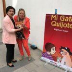 """La amistad, el apego, cariño y la importancia de la tenencia responsable de mascotas, son los temas que sustentan y dan vida a este libro escrito por María Angélica Canales, educadora de párvulos del Jardín Infantil """"Rabito""""."""
