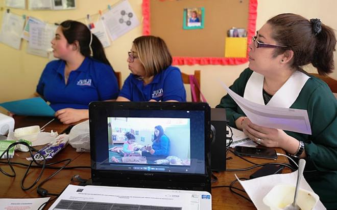 La Junji Atacama Implementó esta estrategia piloto para la promoción de la sensibilidad educativa en los equipos de jardines infantiles de la región.