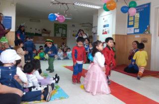 Jardines de Los Ríos celebraron Semana de la Educación Parvularia