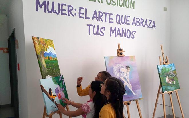 La muestra se encuentra a disposición del público hata el viernes 16 de noviembre. En tanto, el sábado 17 de noviembre, la exposición se traslada hasta la sede social de la Junta de Vecinos de Santa Rosa Grande.