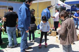 """Jardín """"Los Grillitos"""" invitó a """"Los Traviesos"""" a vivir un encuentro de Palín"""