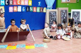 """Jardín """"Carrusel"""" celebró diversidad cultural de Latinoamérica"""