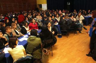 Alta convocatoria tuvo seminario dirigido a profesionales y técnicos en la Semana de la Educación Parvularia