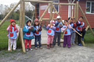 """Primer """"Encuentro de Palin"""" reunirá a niños y niñas de 23 jardines de Osorno"""