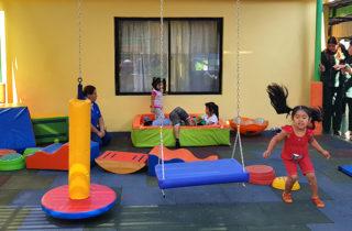 """Inauguran aula de psicomotricidad educativa en Jardín Infantil """"Los Guayabitos"""""""