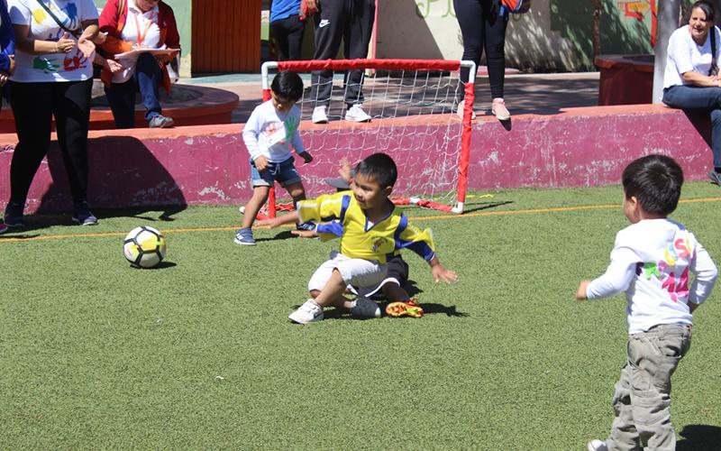 En la actividad, que se realiza por segundo año consecutivo en Copiapó, participaron 5 unidades educativas de la comuna.