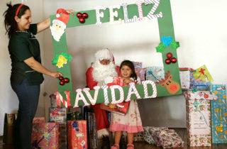 """Jardín Infantil """"Piececitos de niño"""" participa del Cierre de campaña Navidad """"Entrega un sueño"""""""