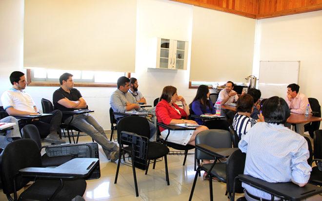 En la actividad, se abordaron las temáticas necesarias para el asesoramiento técnico que brindará la Junji a las unidades educativas VTF, entre ellas las áreas que se podrán financiar con los recursos de este fondo.