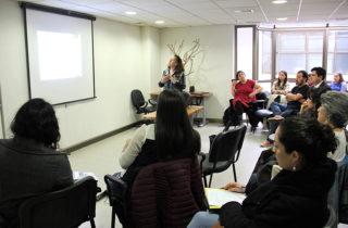 Pasantes a Rosa Sensat 2017 presentaron la implementación de sus proyectos pedagógicos