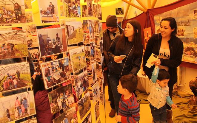 """La iniciativa """"Conociendo mi ciudad"""" contó con el respaldo de distintas personas, autoridades e instituciones, convirtiéndose en un potente modo de aprender significativamente."""