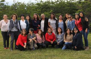 Directoras de jardines infantiles sostuvieron reunión sobre la proyección de la educación parvularia en Magallanes
