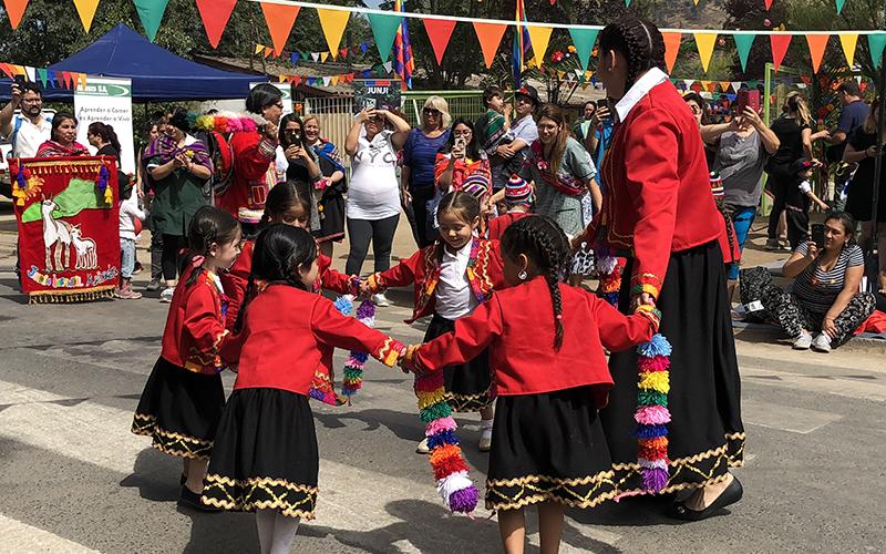 La actividad busca posicionarse en la región Metropolitana con el objetivo de compartir las tradiciones de los pueblos andinos.
