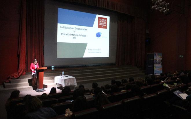 Actividad organizada por la Junji y la Universidad de Atacama, se desarrolló en el marco de la conmemoración de la Semana de la Educación Parvularia.
