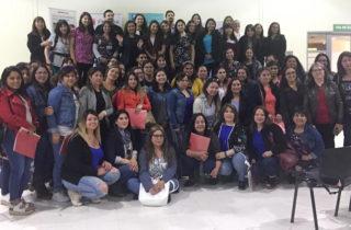 Padres y apoderados participaron activamente en Encuentro Regional de inclusividad