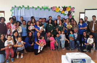 """Jardín Infantil """"Rincón de Amor"""" de Lanco presentó su Primera Cuenta Pública"""