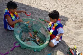 Párvulos se despiden de jardín infantil con entretenida experiencia educativa