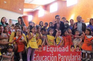 Seremi de Educación del Biobío presentó Ley de Equidad en Educación Parvularia en la región