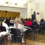 Actividad convocó al mundo académico como una manera de generar lazos de trabajo colaborativo que vaya en directo beneficio de las futuras generaciones de educadoras y técnicas que formarán universidades, institutos y CFT.