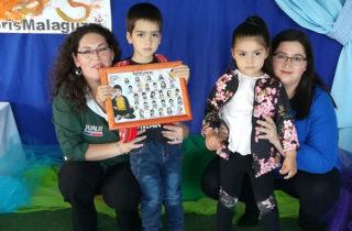 """Párvulos del Jardín Infantil """"Sietecolores"""" fueron despedidos en una velada especial"""