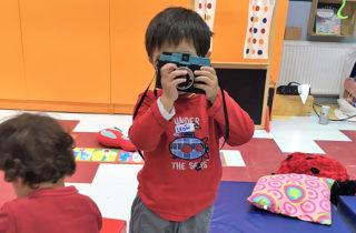 Por segundo año consecutivo párvulos aprenden sobre el lenguaje audiovisual